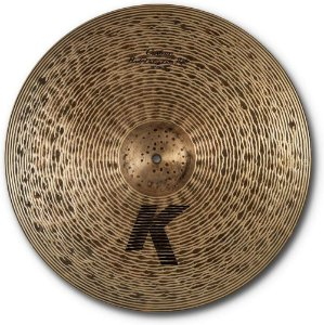 Prato Zildjian K Custom High Definition Ride 22""