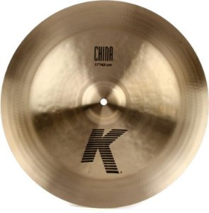 Prato Zildjian K China 17""