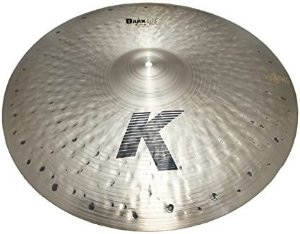 Prato Zildjian K Dark Medium Ride 22""