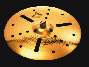 Prato Zildjian A Custom EFX Crash 20""