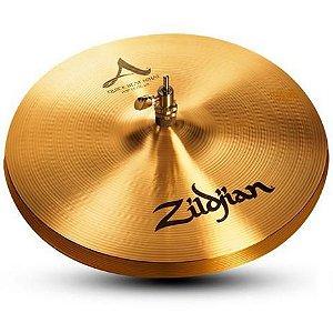"Prato Zildjian A Quick Beat Hi Hat 14"""