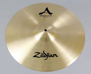 Prato Zildjian A Medium Crash 18""