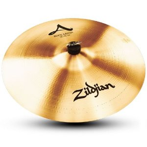 Prato Zildjian A Rock Crash 18""