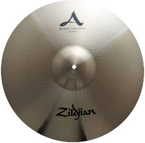"Prato Zildjian A Medium Thin Crash 20"""
