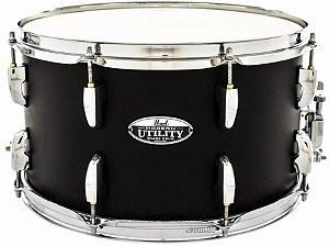 "Caixa Pearl Modern Utility Maple 14x08"" Satin Black"