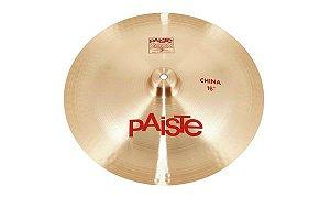 """Prato Paiste 2002 China Type 16"""""""