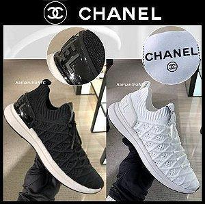 Chanel - Tenis preto Street Stile  / Ss2020/21