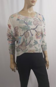 Etro 42- Sueter Trico Cropped