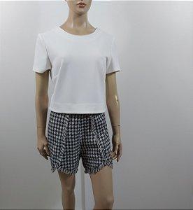 Iorane - Shorts quadriculado