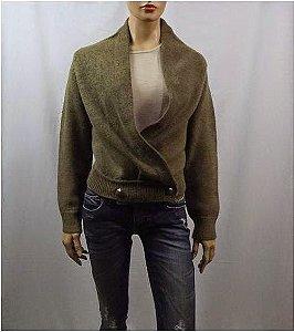 Gucci - Jaqueta em trico