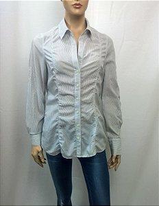 Express  - Camisa Drapeada