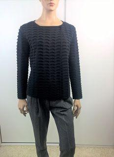 Armani - Casaqueto em trico
