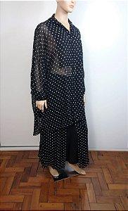 Christian Dior - Tunica em seda