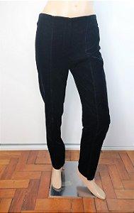 Giorgio Armani - Calça em veludo