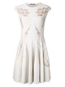 Alexander McQueen - Vestido floral