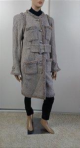 Chanel - Casaco em tweed