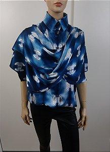 Chanel - Camisa em seda