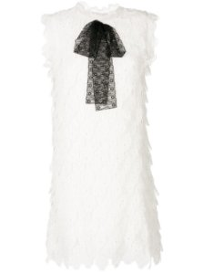 Chloé - Layered Eyelet Lace Dress