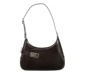 Salvatore Ferragamo - Black Leather