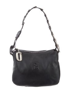 Fendi - shoudler leather bag