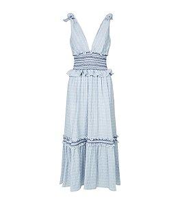 Jonathan Simkhai - Tiered Ruffle Dress