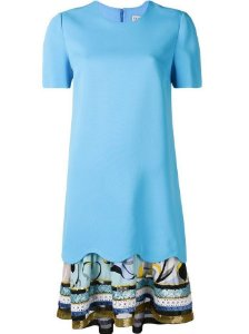 Emilio Pucci - Blue dress