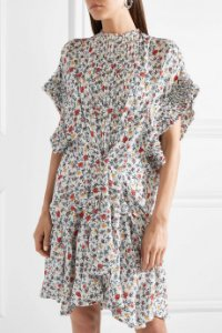 Chloé - Floral print dress