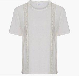 Talienk - Camiseta Luciana - Off white