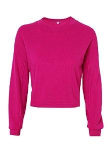 Le Lis Blanc - Blusa Tricot Pink - Coleção/19