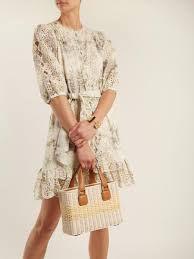 Zimmermann - Vestido bordado