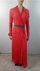 Carlos Miele - Vestido longo seda