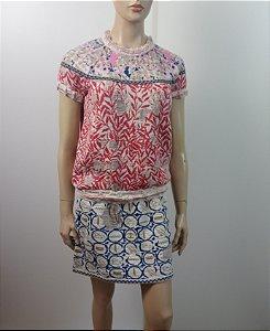 """Chanel - Vestido trico  """" Coleção Egito"""""""