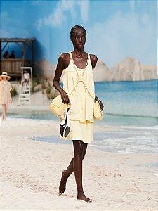 Chanel - Blusa tweed / Paris Verão 2019