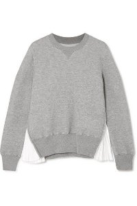 Sacai - Sweatershirt