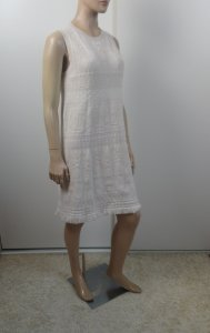 Chanel - Vestido Cashmere corujas