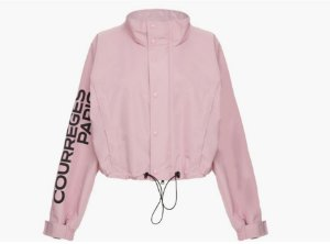 Courreges - Casaco oversized