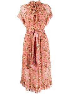 Zimmermann -  Vestido floral