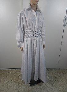 Chanel - Vestido longo