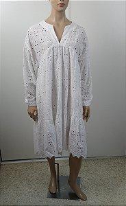 Zara - Vestido em laise