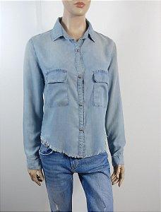 Bo.Bô - Camisa jeans