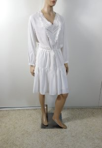 Le Lis Blanc - Vestido manga longa