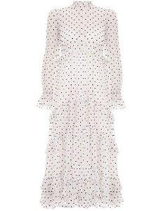 Zimmermann - Polka dot  dress