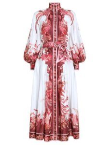 Zimmermann - Vestido longo (coleção 2020)