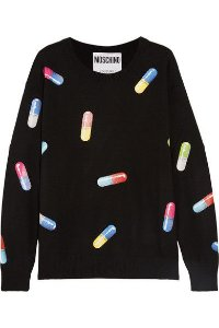 Moschino Couture - Sueter