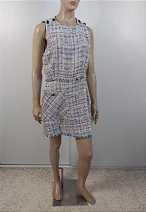 Zara - Macacão Tweed