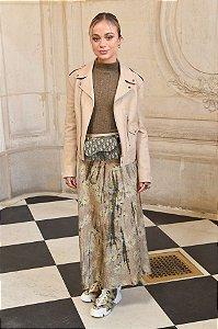 Dior - Saia longa floral