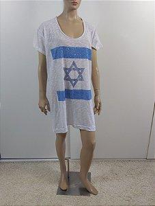 Mariana Penteado - Camisetão israel