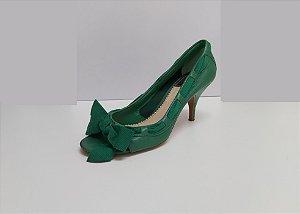 Chloé - Sapato peep toe