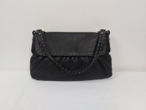 Fendi - Vintage Lather black Bag