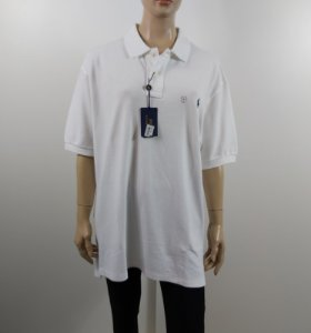 Polo Rauph Laurent - Camisa Polo branca (MASCULINA XL)